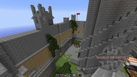 Charleston Castle para Minecraft