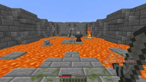 Dungeon room para Minecraft
