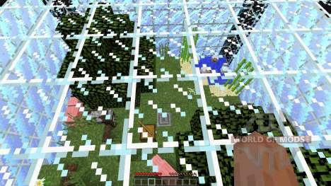 Micro Cubes Survival [1.8][1.8.8] para Minecraft