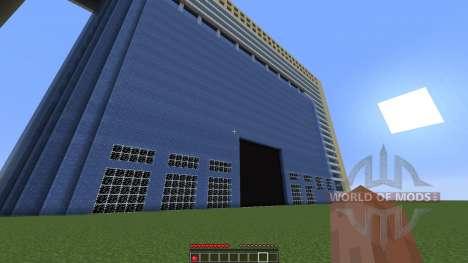World Trade Center Santiago Chile para Minecraft