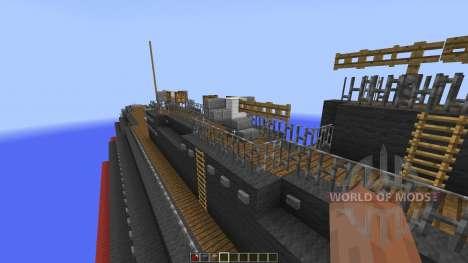 Sentoku Submarine [1.8][1.8.8] para Minecraft