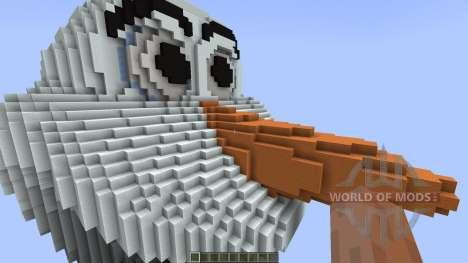 Disney Frozen Olaf [1.8][1.8.8] para Minecraft