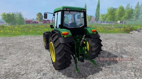 John Deere 6910 para Farming Simulator 2015
