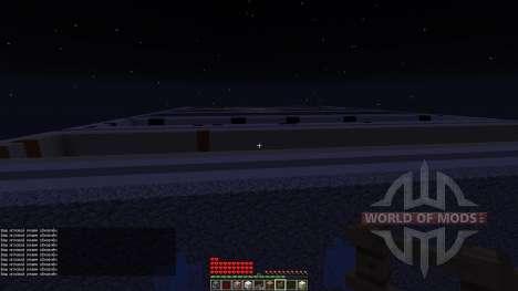 Parkour Euios para Minecraft