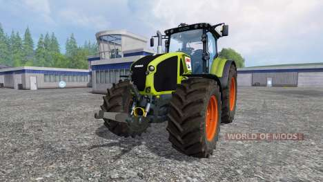 CLAAS Axion 950 v5.1 para Farming Simulator 2015