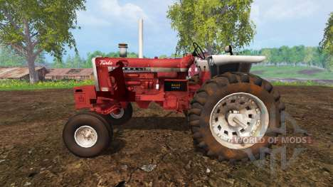 Farmall 1206 single wheel para Farming Simulator 2015