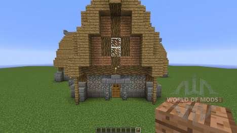 A Medieval Inn para Minecraft