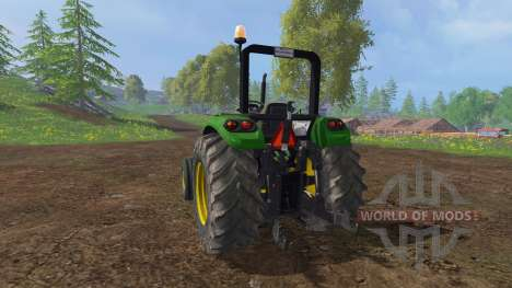 John Deere 5055 v2.0 para Farming Simulator 2015