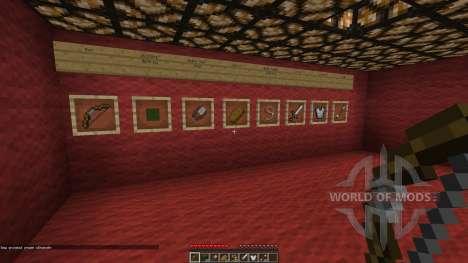 RainBow Six Siege para Minecraft