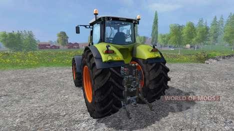 CLAAS Axion 950 v5.0 para Farming Simulator 2015