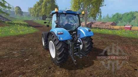 New Holland T6040 para Farming Simulator 2015