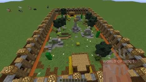 The 1v1 Zone para Minecraft