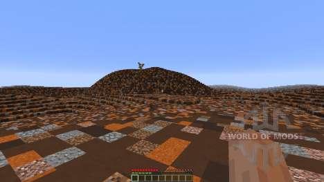 Mars Survival para Minecraft