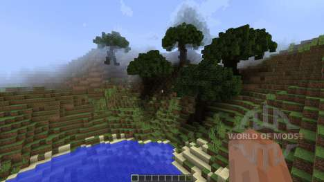 Custom RPG Island [1.8][1.8.8] para Minecraft