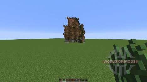 Medieval House 5 para Minecraft
