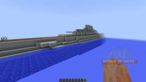 Surcouf Class Submarine [1.8][1.8.8] para Minecraft