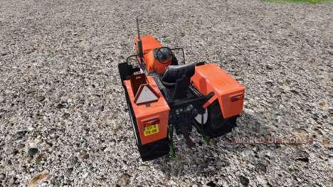 Zetor 5211 para Farming Simulator 2015