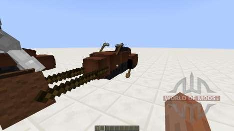 Star Wars Speederbike [1.8][1.8.8] para Minecraft