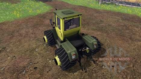 Mercedes-Benz Trac 1100 super turbo para Farming Simulator 2015