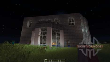 Castle Mansion House para Minecraft
