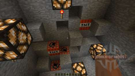 Lava to Surface [1.8][1.8.8] para Minecraft