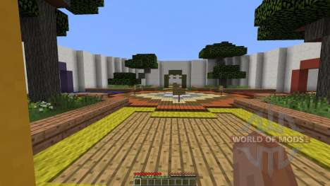 Team Game Mania para Minecraft