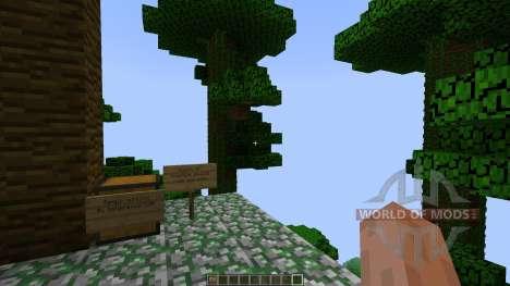 Jungle survival [1.8][1.8.8] para Minecraft
