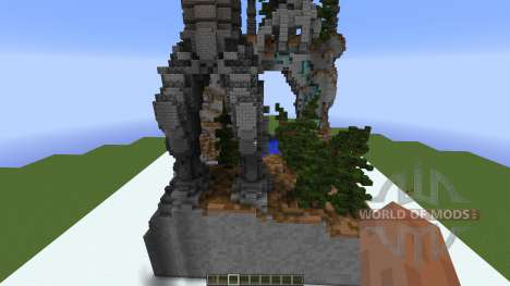 Incendium Conjurer of Blue Flames [1.8][1.8.8] para Minecraft