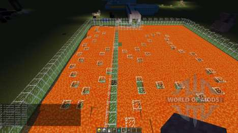 My parkour map para Minecraft