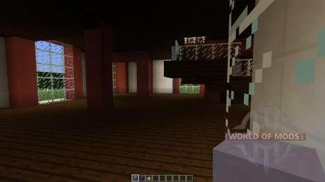 Retros Modern Metropolis para Minecraft