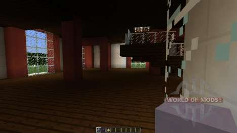 Hanachi Kingdom para Minecraft