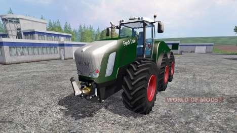 Fendt TriSix Vario para Farming Simulator 2015