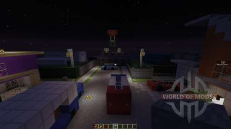 Call Of Duty Block Ops 2 NukeTown para Minecraft