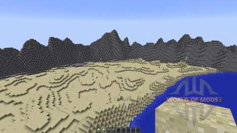 Toa nui para Minecraft