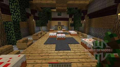 Floating Blitz GamesLobby [1.8][1.8.8] para Minecraft