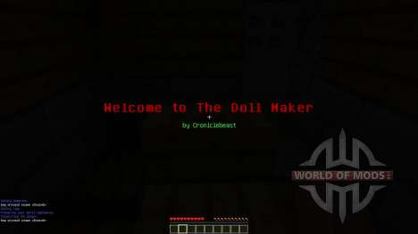 The Doll Maker [1.8][1.8.8] para Minecraft