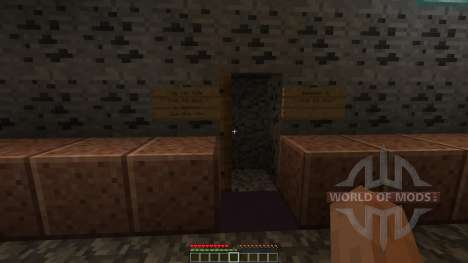 Alien A Crafters Isolation para Minecraft