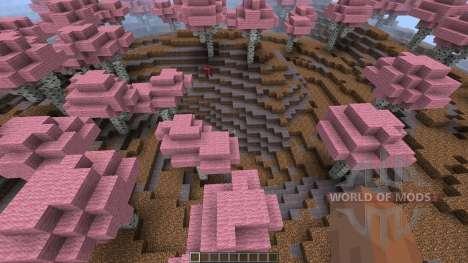 Land Spiral [1.8][1.8.8] para Minecraft