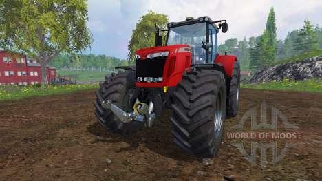 Massey Ferguson 8737 v3.0 para Farming Simulator 2015