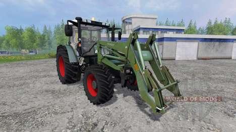 Fendt 380 GTA Turbo v2.0 para Farming Simulator 2015