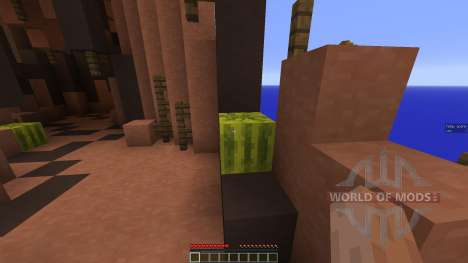 Melon mania 2 para Minecraft