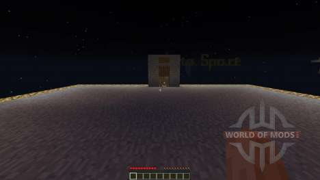 Delta Space Patch 3.2 The Iron Planet para Minecraft