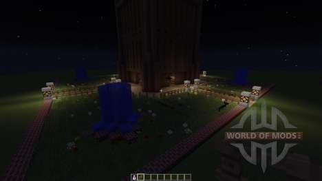 Big Ben para Minecraft