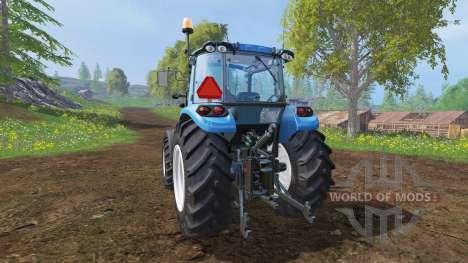 New Holland T4.115 para Farming Simulator 2015