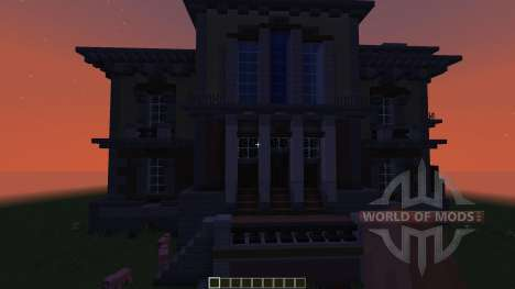 Large House [1.8][1.8.8] para Minecraft