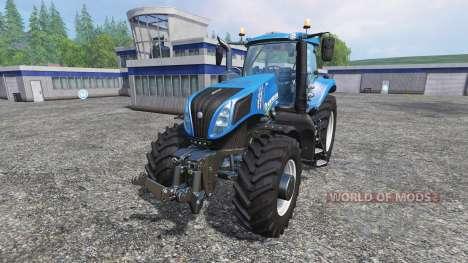 New Holland T8.320 v0.1 para Farming Simulator 2015