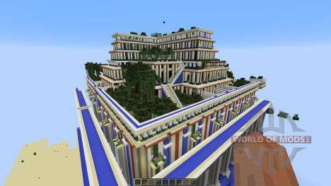 Hanging Gardens of Babylon [1.8][1.8.8] para Minecraft