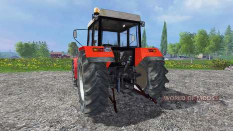 Zetor ZTS 16245 para Farming Simulator 2015