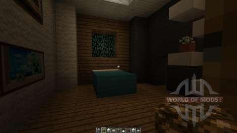 LEVELS An Underground Home para Minecraft