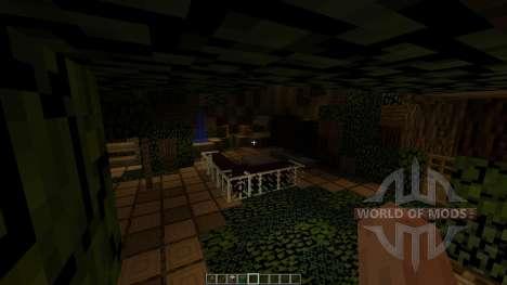 Lumbervance Treehouse para Minecraft